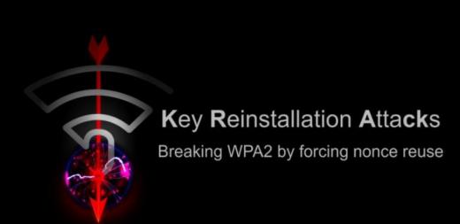 """WPA2密钥重装攻击""""假""""实战攻击"""