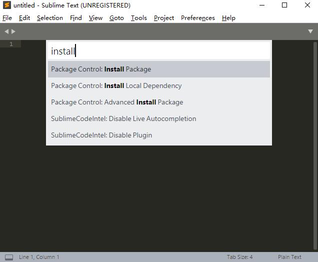 利用Sublime打造全栈Python开发环境
